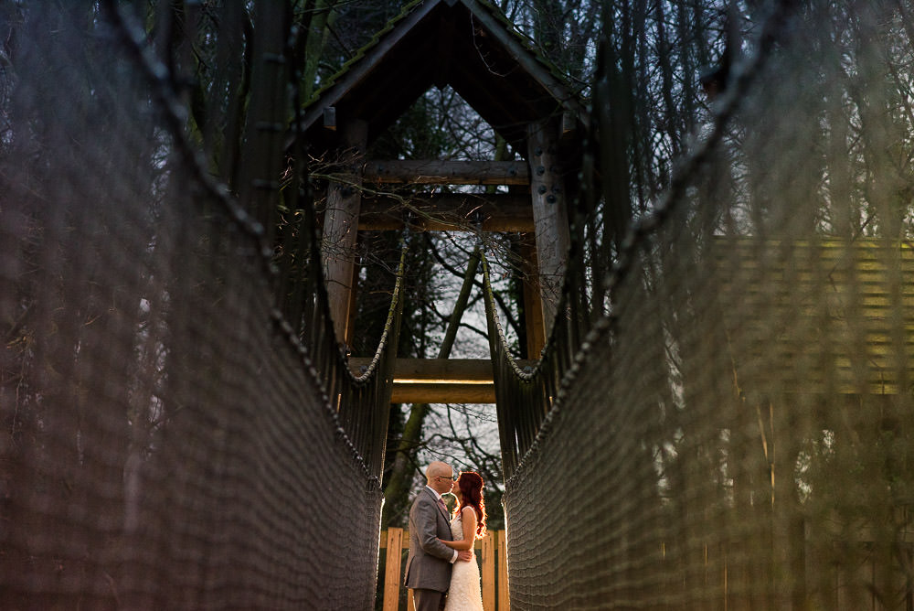 Alnwick Treehouse Wedding Photography-23
